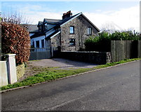 ST4286 : Kingfisher Cottage, Whitewall, Magor by Jaggery