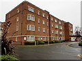 SJ3350 : Caxton Place, Wrexham by Jaggery