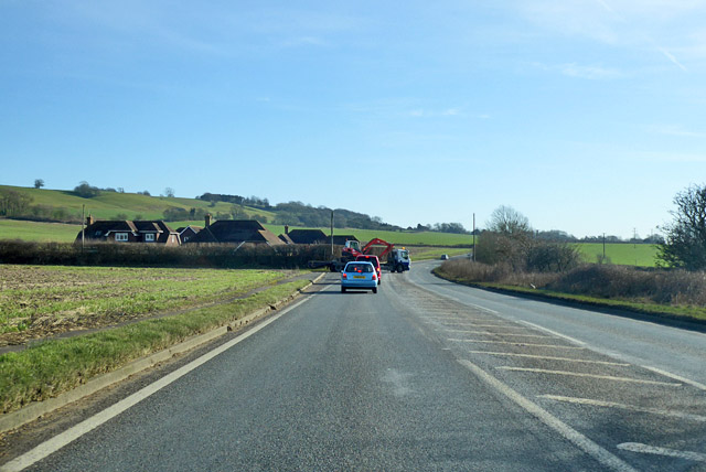 A20 heading east