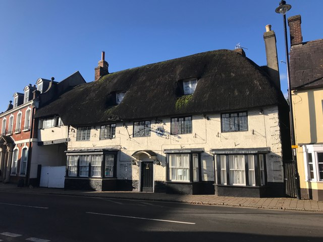 The White Hart, Sturminster Newton