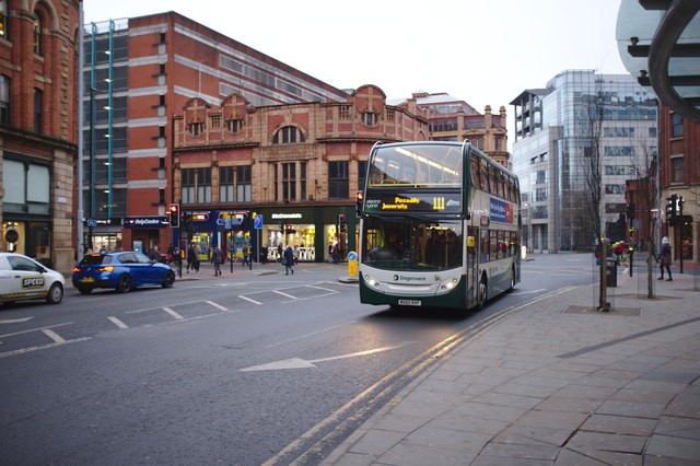 Stagecoach bus route 111