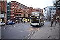 SJ8497 : Stagecoach bus route 111 by Bob Harvey
