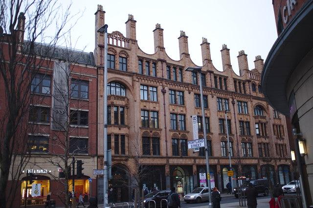 Princes Building