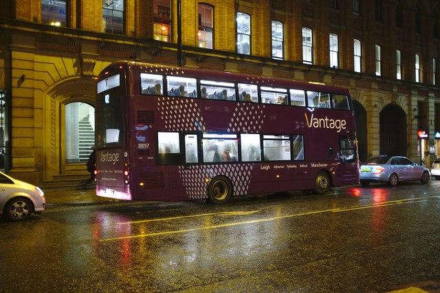 Vantage bus