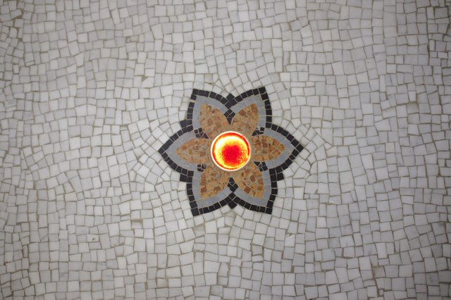 Illuminated rosette