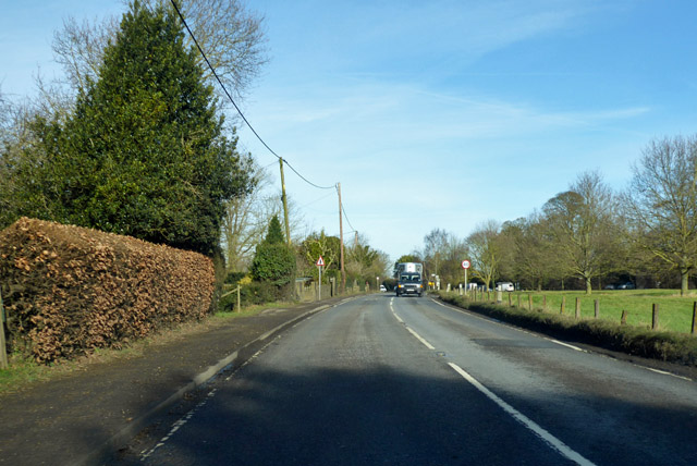 A251 towards Faversham