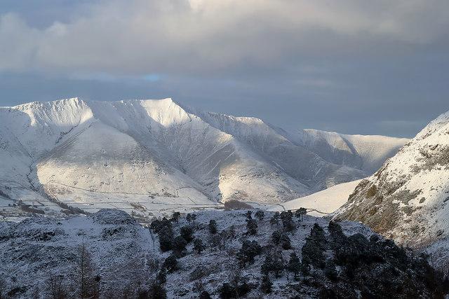 Blencathra view