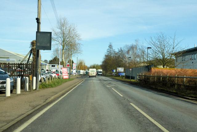 A28 Ashford Road