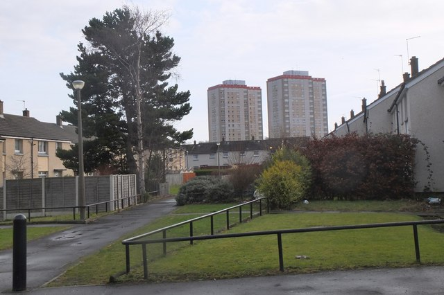 Moredunvale housing, Edinburgh