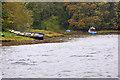 G9177 : Donegal Bay, Small Boats Moored near Kinvara by David Dixon