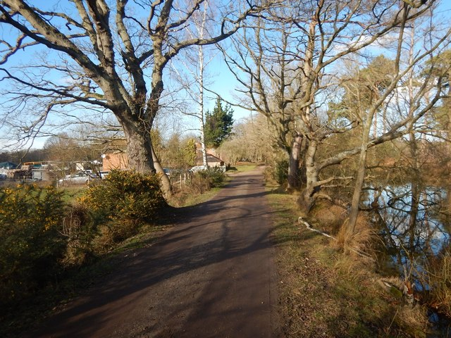 Bridleway to Pond Farm