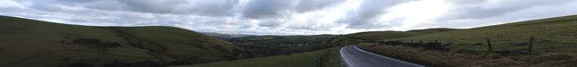 Cheshire hills