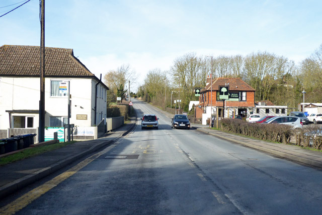 A290 past the Blean Tavern