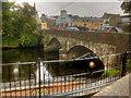 G9278 : Donegal, Bridge over the River Eske by David Dixon