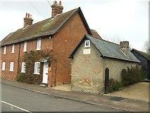 TL3835 : Former village bath house by Jeff Tomlinson