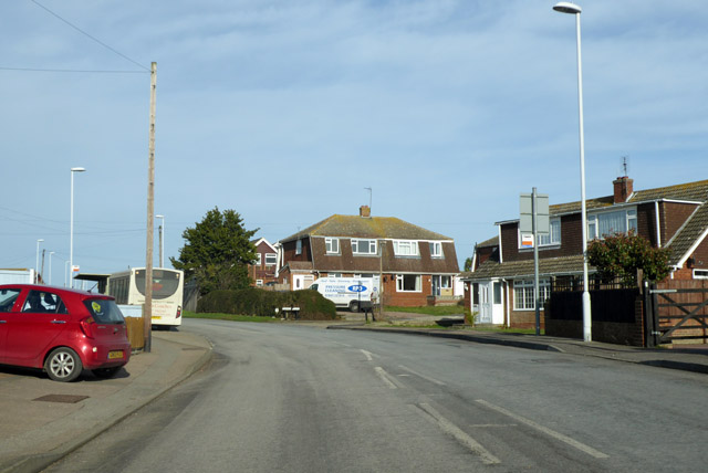 Faversham Road, Seasalter