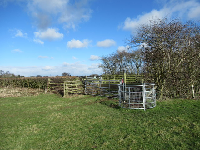 New Kissing Gate Public Footpath Near M5 Junction 7