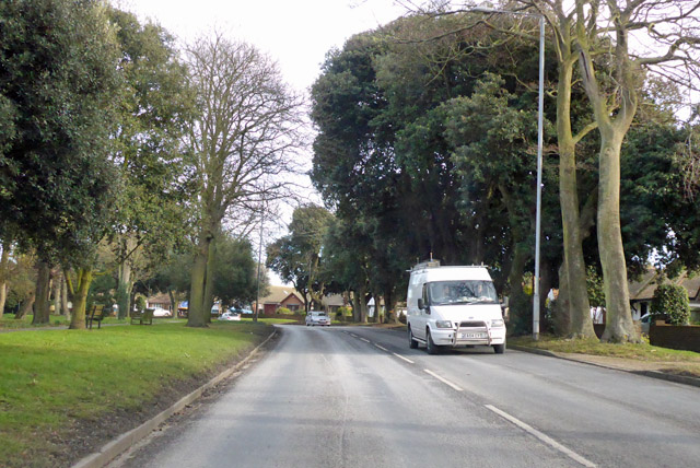 Northdown Park Road, B2051
