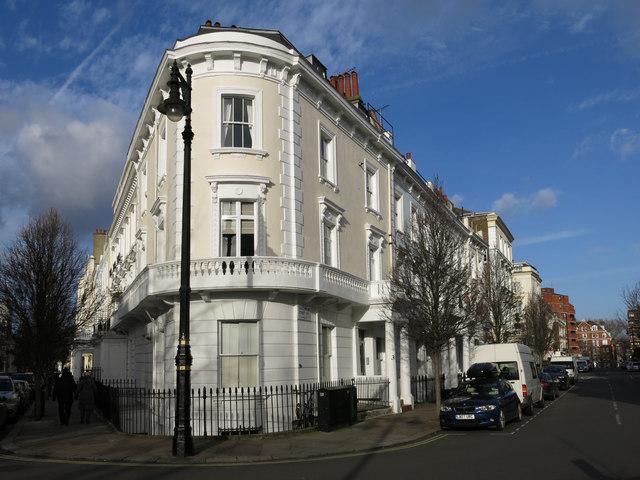 Charlwood Street / Denbigh Street, SW1