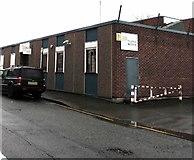 SP0687 : Stephen Betts & Sons Ltd premises in the Jewellery Quarter, Birmingham by Jaggery