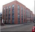 SP0587 : Four-storey building, Warstone Lane, Birmingham by Jaggery