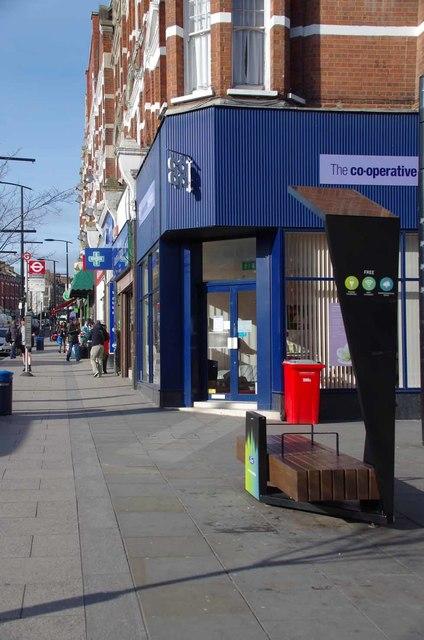 Modern Times in Sydenham