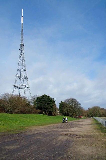 Crystal Palace TV Transmitter