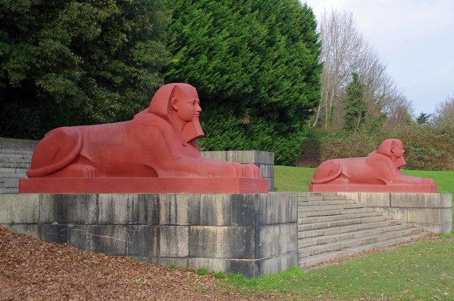 Sydenham Sphinxes