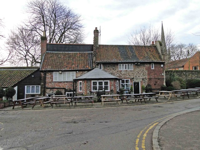 The Adam and Eve public house, Bishopgate, Norwich