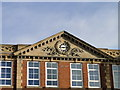 TG2106 : Memorial Clock at the City of Norwich School by Adrian S Pye