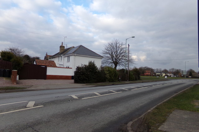 A1120 Church Road, Stowupland