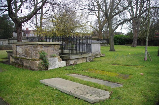 A Small Cemetery in Dulwich Village