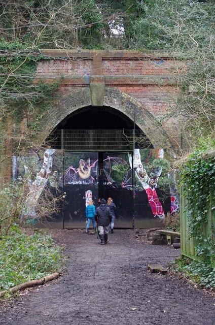 Sydenham Hill Bat Cave