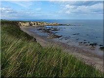 NZ3965 : Marsden Bay at South Shields by Mat Fascione