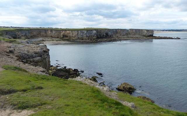Frenchman's Bay at South Shields