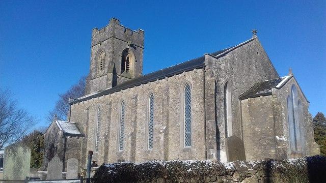 St John the Evangelist Church, Grayrigg