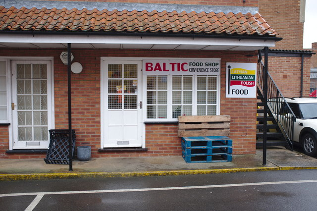 A specialist shop