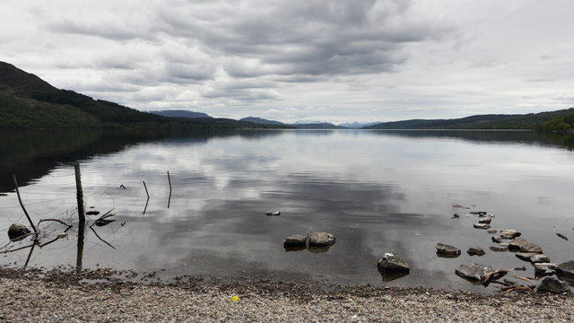 Loch Rannoch C Alan Walker Geograph Britain And Ireland