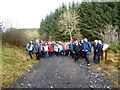 H5041 : First Omagh Church Walking Group group picture by Kenneth  Allen