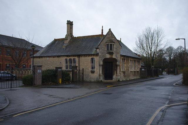 Former schoolroom