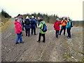 H4840 : First Omagh Church Walking Group, Cornarooslan by Kenneth  Allen