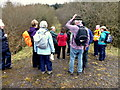 H4841 : First Omagh Church Walking Group, Jenkin Forest, Altagoaghan by Kenneth  Allen