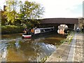 SD5705 : Lottie D passing under Pottery Bridge by Gerald England