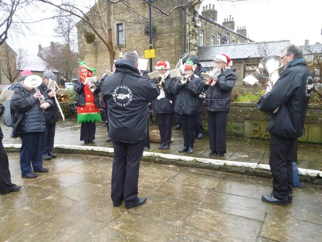 Barnoldswick Brass Band