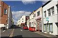 SP3165 : North on Bedford Street, Royal Leamington Spa by Robin Stott