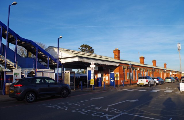 Bicester North Railway Station, Buckingham Road, Bicester, Oxon