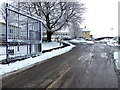 H4672 : Snow, Education Authority, Omagh by Kenneth  Allen
