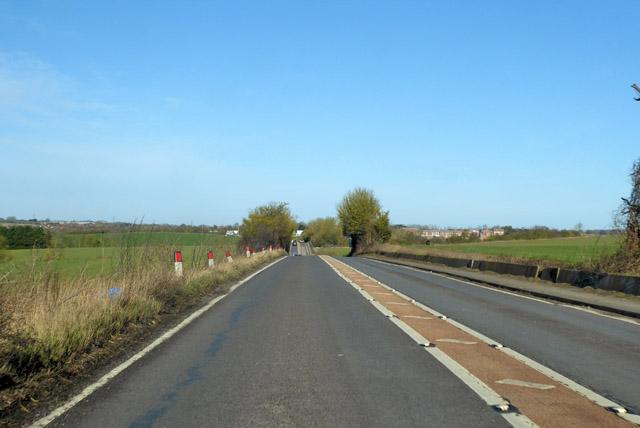 A10 heading north