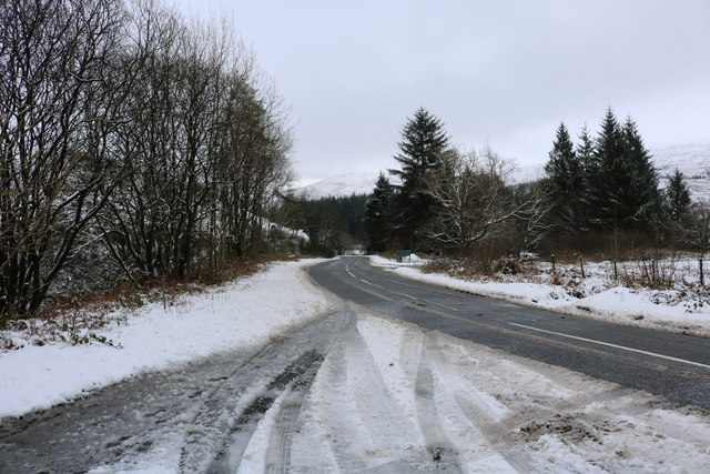 The Road to New Galloway