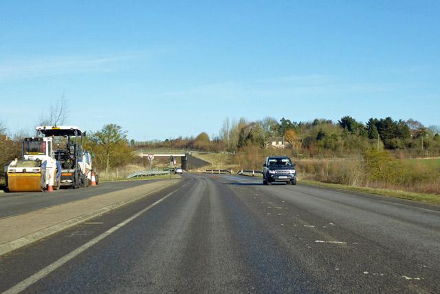 A1198 Caxton Bypass
